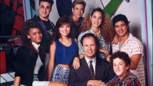 Saved By the Bell Early Cast